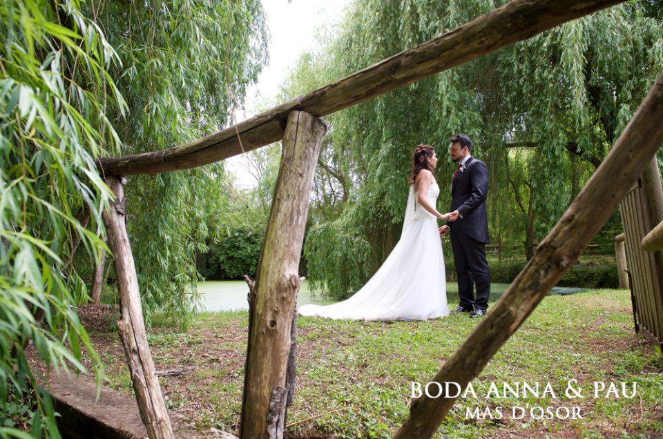 Fotografía de boda Barcelona, Mas d'Osor