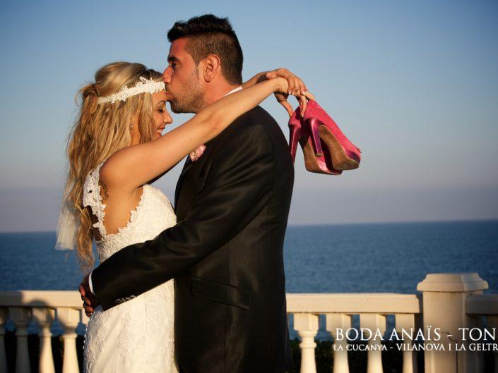 Reportaje de boda Barcelona La Cucanya