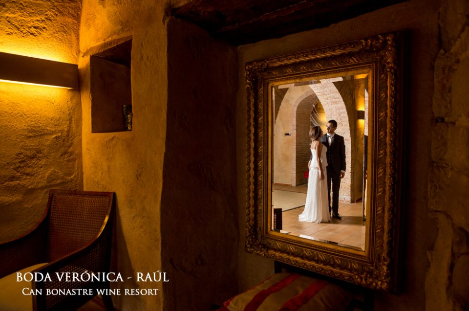 Fotografía de boda Barcelona, Can Bonastre Wine Resort