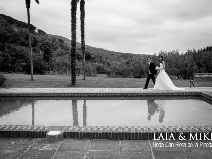 Reportaje de boda en Girona, Can Riera de la Pineda, Laia & Miki