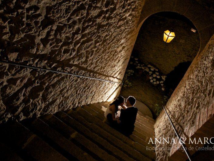 Reportaje de boda Barcelona, La Garriga de Castelladral Anna & Marc